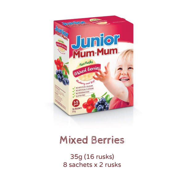 Junior Mixed Berries